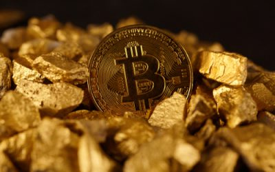 #dropgold, cryptocurrencies are alternatives to gold